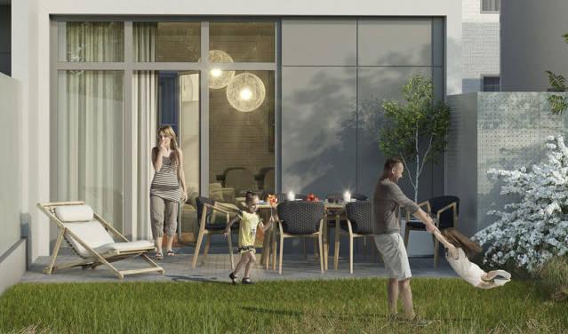 Programme immobilier neuf Bordeaux  quartier Tondu