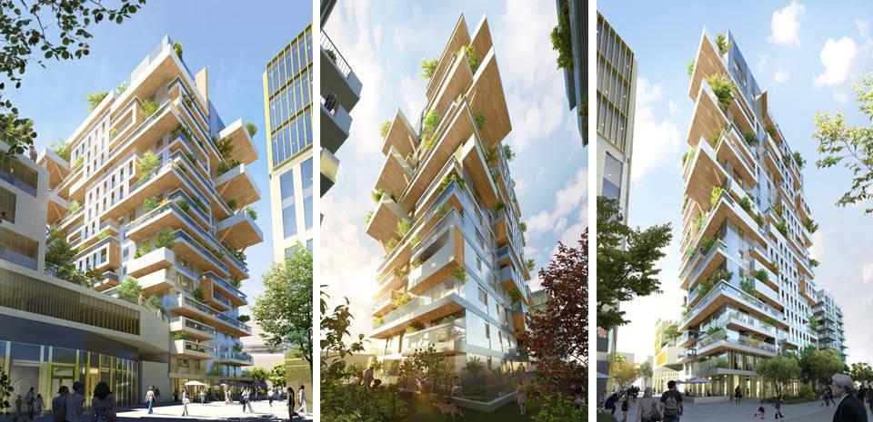 Programme immobilier neuf Bordeaux proche gare
