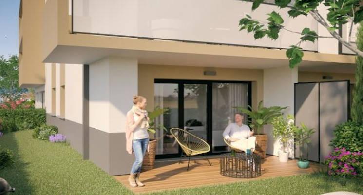 Programme immobilier neuf Cenon coeur de ville
