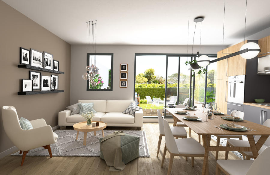 Programme immobilier neuf Signature