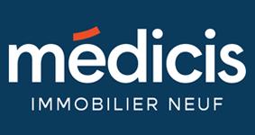 logo de l'agence MEDICIS IMMOBILIER NEUF
