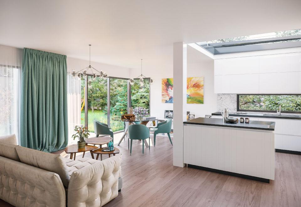 Programme immobilier neuf Domaine Albert 1er - Villas