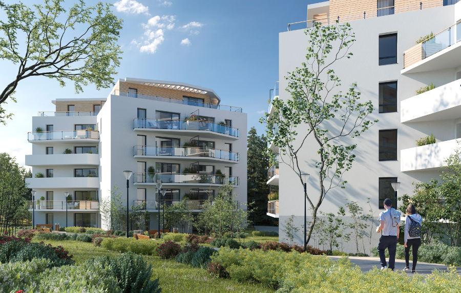 Programme immobilier neuf L'Archipel