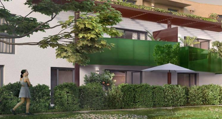 Programme immobilier neuf Bruges proche ligne C du tramway
