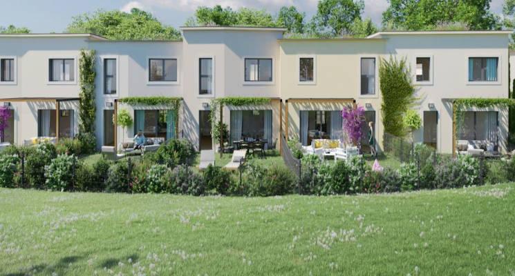 Programme immobilier neuf Marseille 13 entre les Olives et Allauch