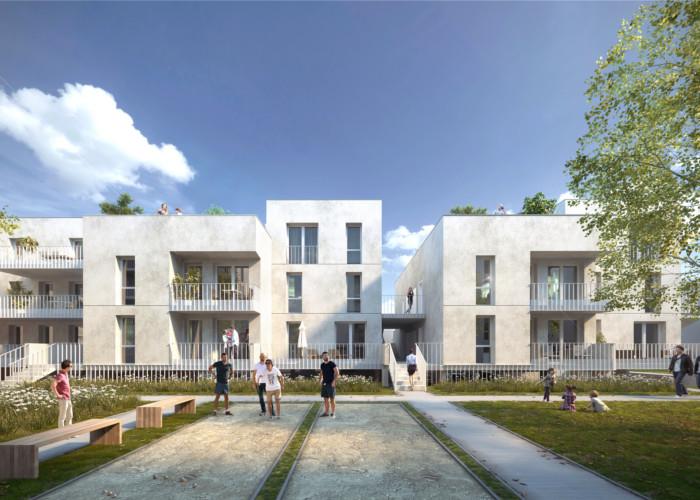 Programme immobilier neuf Garden District