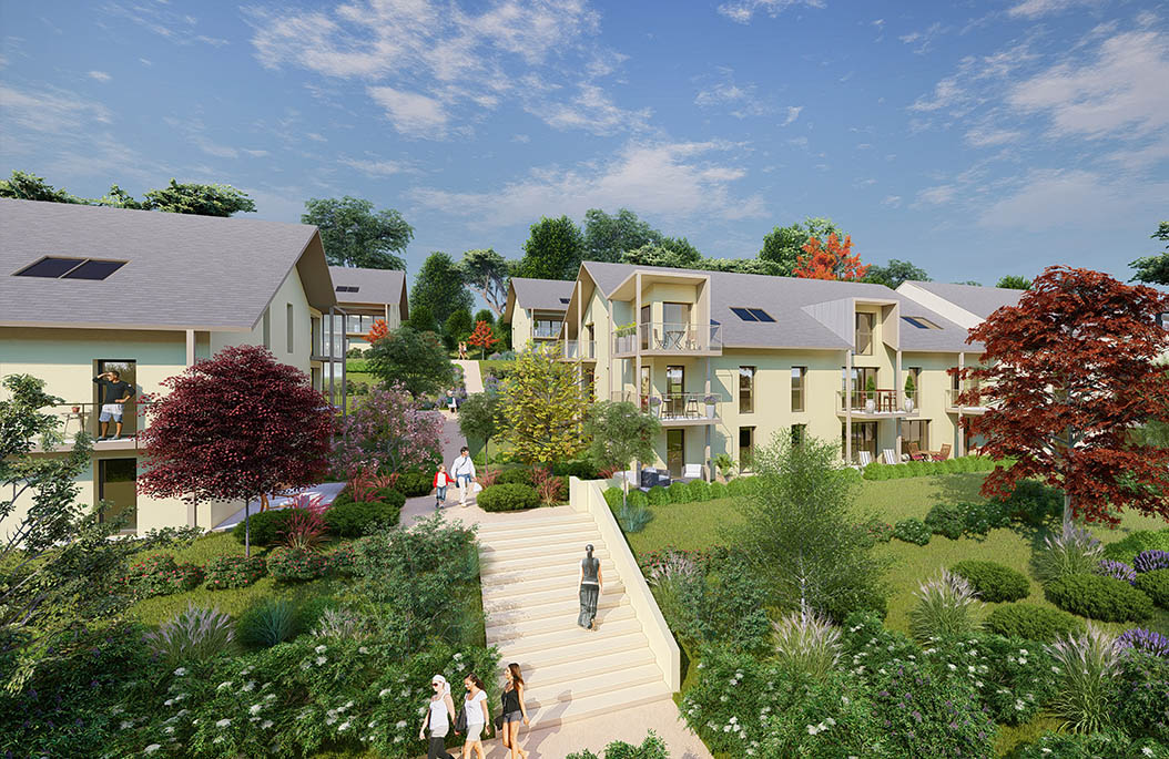 Programme immobilier neuf Villa Beaujeu